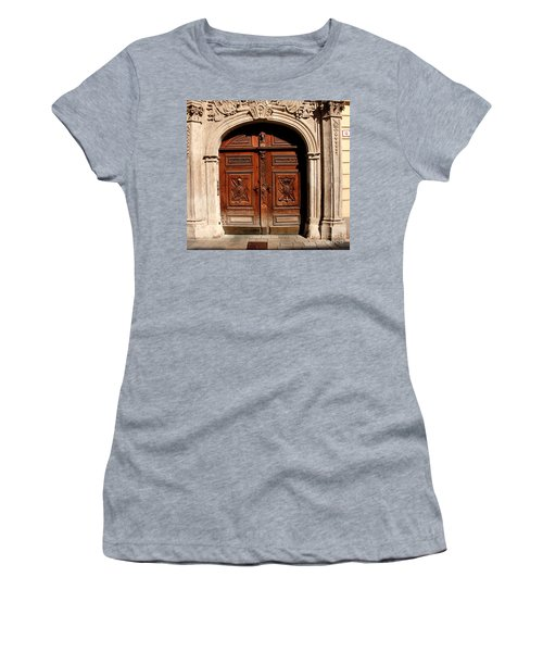 Bratislava Doors Women's T-Shirt