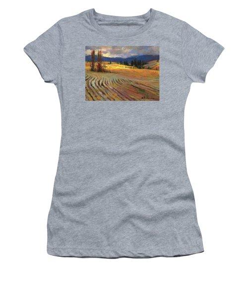 Break In The Weather Women's T-Shirt