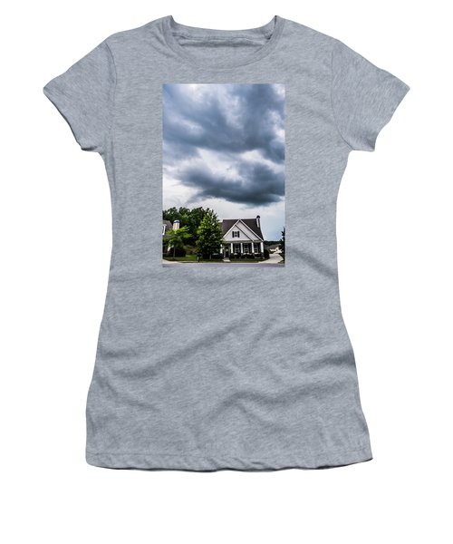 Brewing Clouds Women's T-Shirt