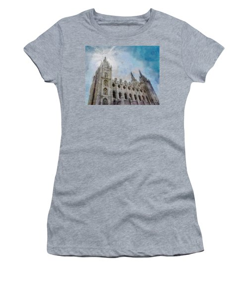 Brightly Beams Women's T-Shirt