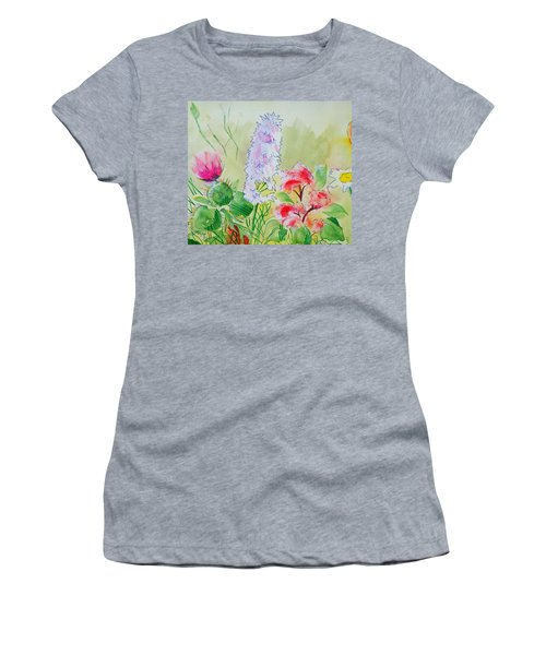 British Wild Flowers Women's T-Shirt