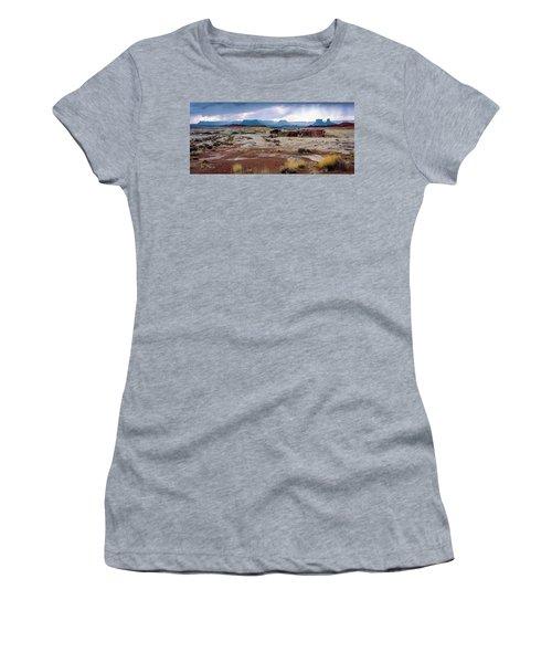 Brooding Sky Summer Storm Women's T-Shirt