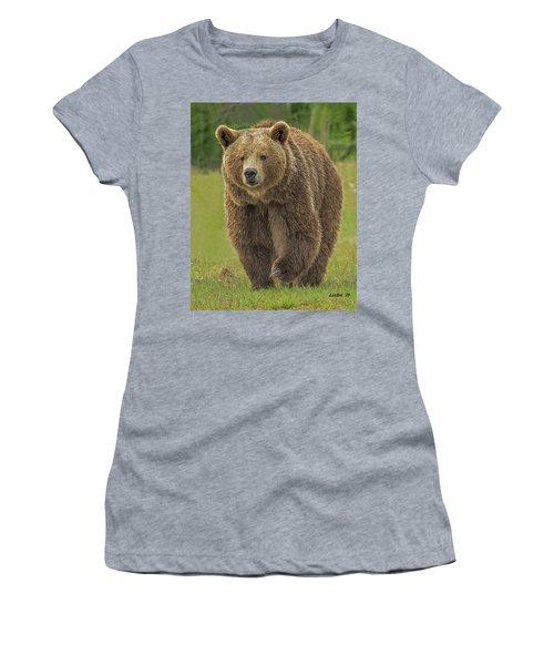Brown Bear 1 Women's T-Shirt