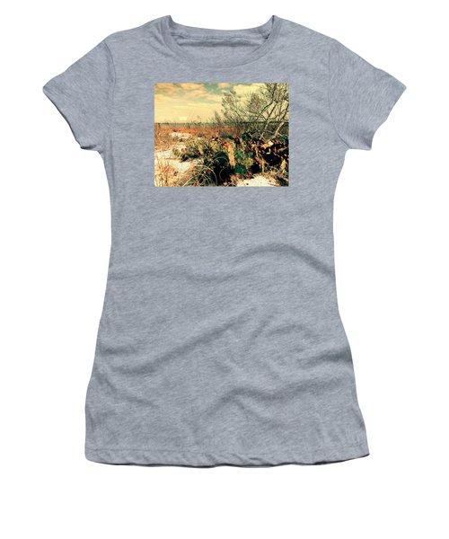 Brush Work Women's T-Shirt