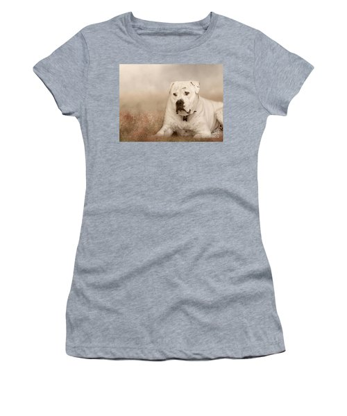 Brutus Dreaming Women's T-Shirt (Athletic Fit)