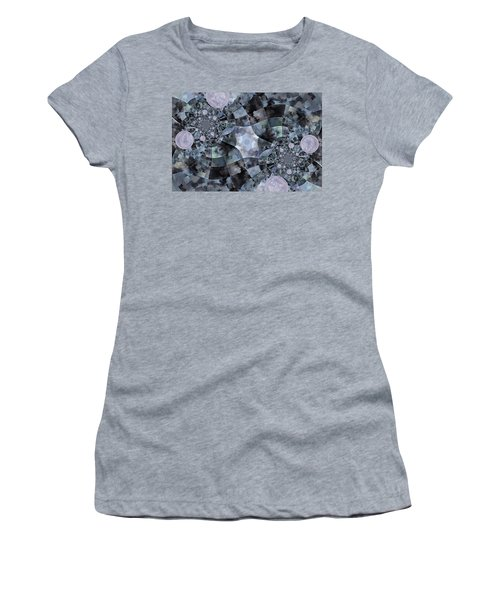 Bubble Road Women's T-Shirt (Athletic Fit)