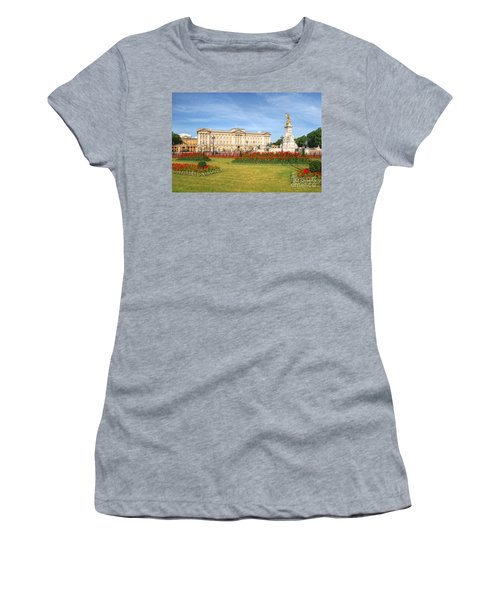 Buckingham Palace And Garden Women's T-Shirt
