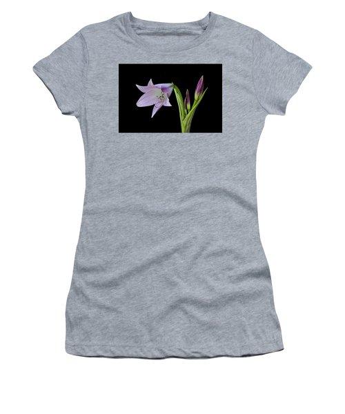 Budding Lily Women's T-Shirt
