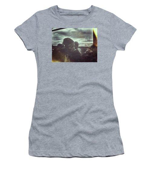 Bus Lady Women's T-Shirt