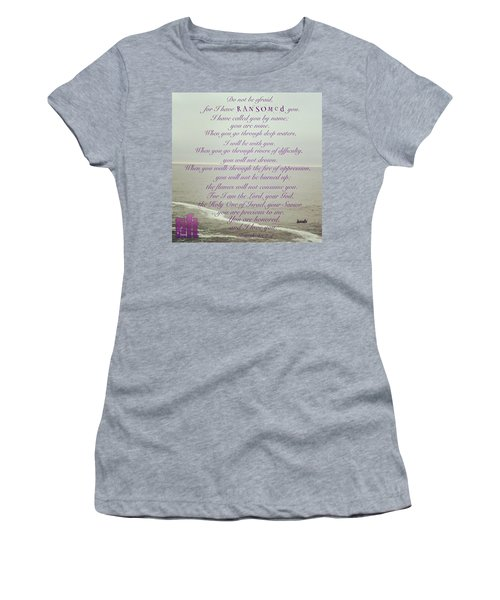 But Now, O Jacob, Listen To The Lord Women's T-Shirt