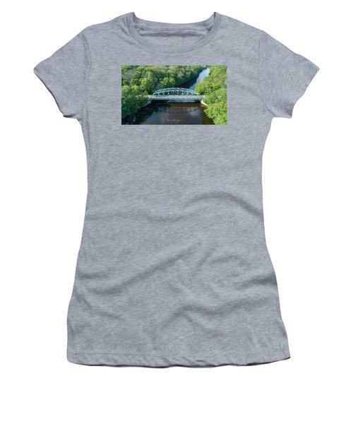 Butts Bridge Summertime Women's T-Shirt