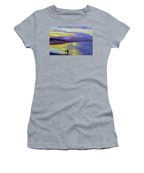 Byron Bay Sunset Women's T-Shirt