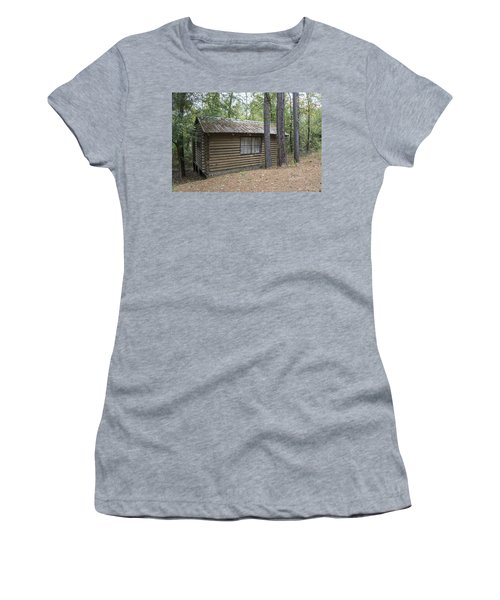 Cabin In The Woods Women's T-Shirt (Athletic Fit)