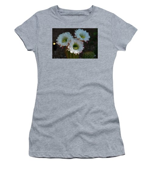Cactus Flowers Women's T-Shirt