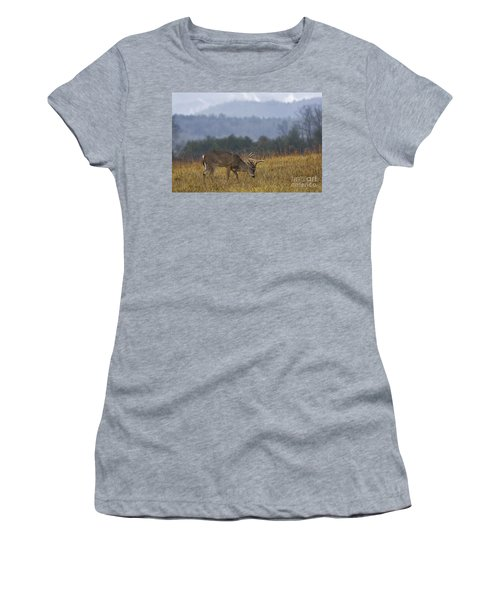 Cades Cove White-tail - D007884 Women's T-Shirt