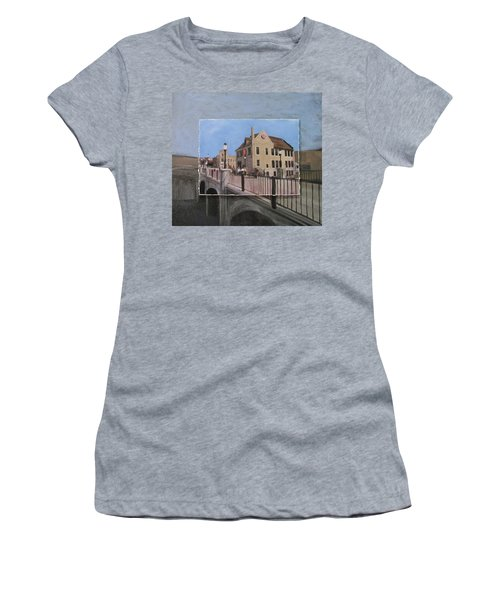 Cafe Hollander 2 Layered Women's T-Shirt