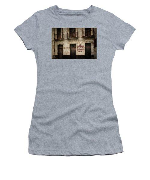 Cafeteria Los Amigos Women's T-Shirt