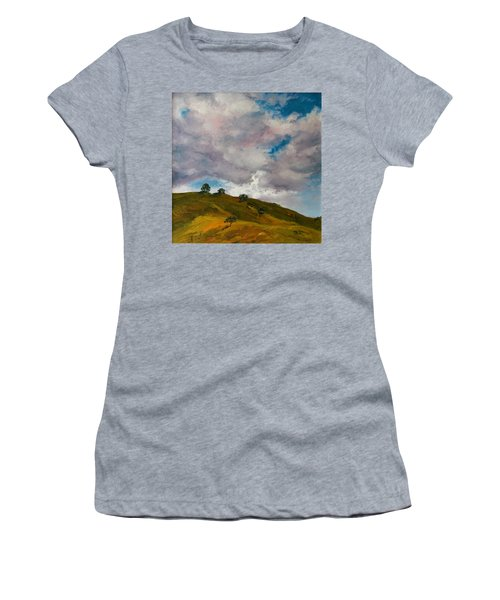 California Hills Women's T-Shirt (Athletic Fit)