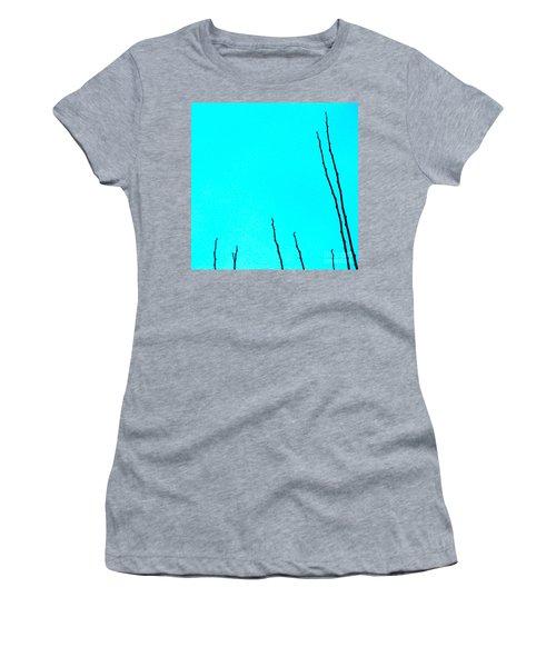 California Like Danmark Women's T-Shirt (Athletic Fit)