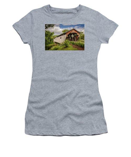Cambridge Junction Bridge Women's T-Shirt