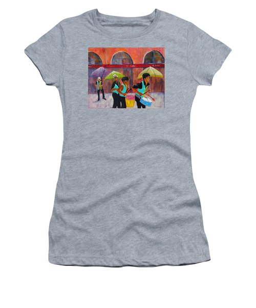 Can You Hear The Music? Women's T-Shirt (Athletic Fit)