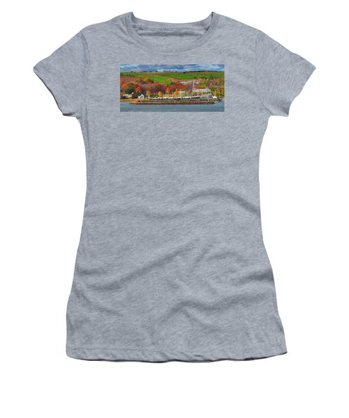 Canadian Colors Women's T-Shirt
