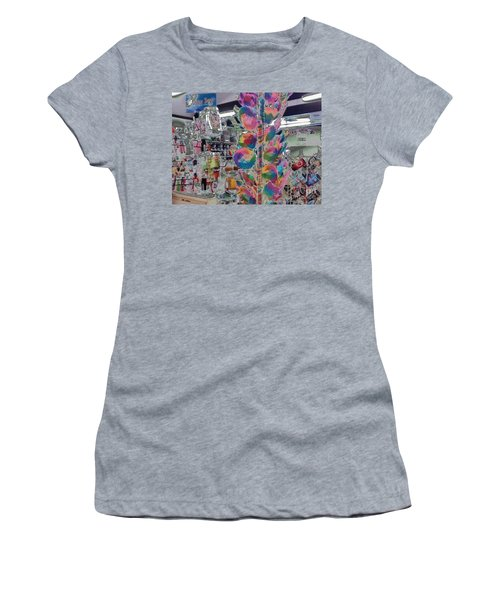 Candy Store Women's T-Shirt (Athletic Fit)