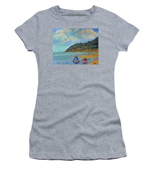 Cannon Beach Kids Women's T-Shirt