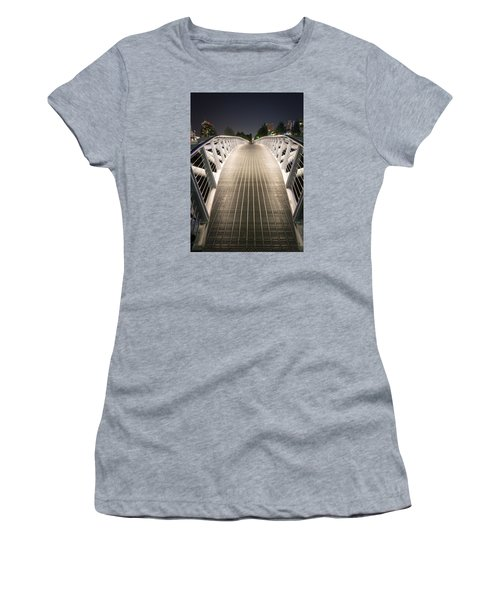Canoe Bridge  Women's T-Shirt