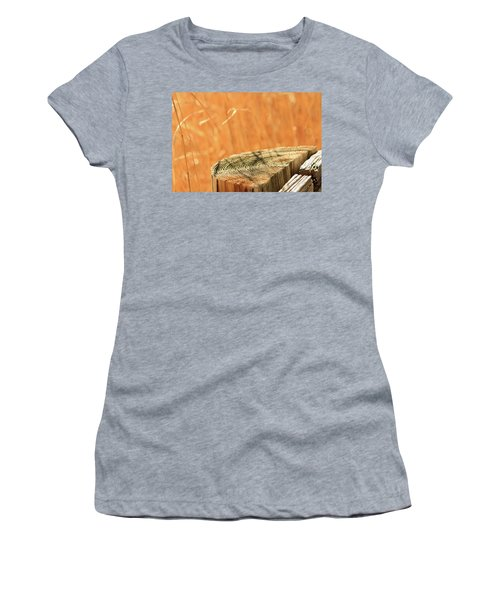Cantigny Fence Post Women's T-Shirt (Junior Cut)