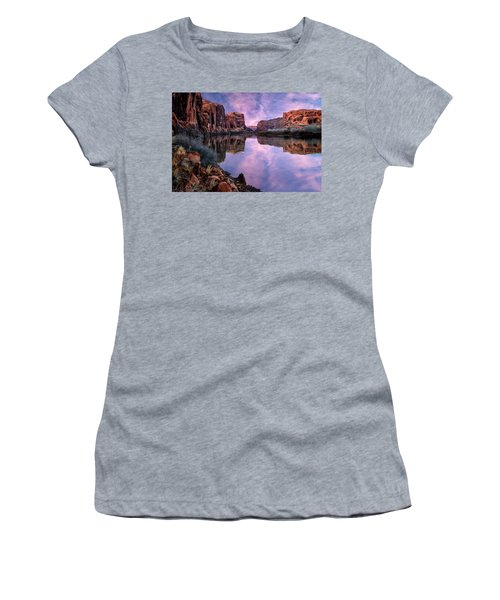 Canyonlands Sunset Women's T-Shirt