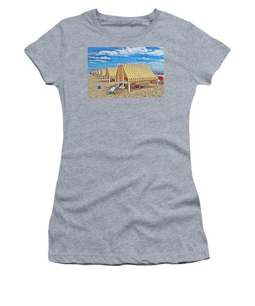 Cape May Cabanas 2 Women's T-Shirt