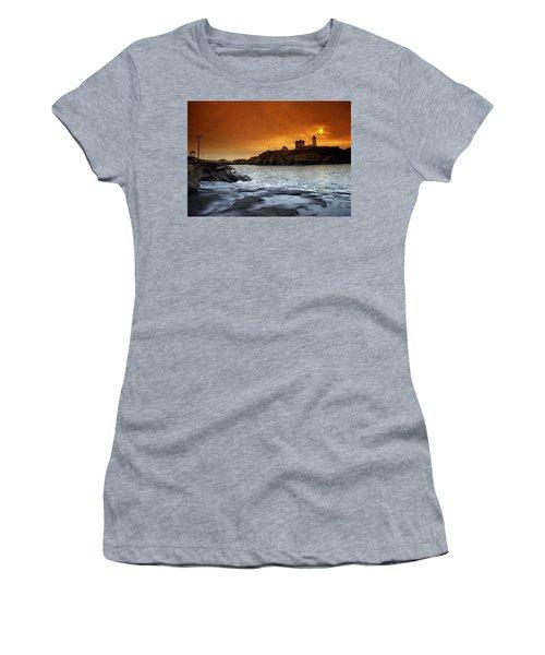 Cape Neddick Lighthouse, Maine, Usa Women's T-Shirt