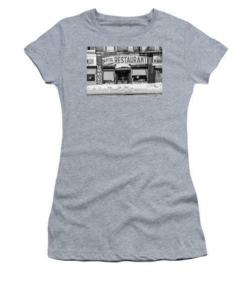 Capitol Restaurant Women's T-Shirt