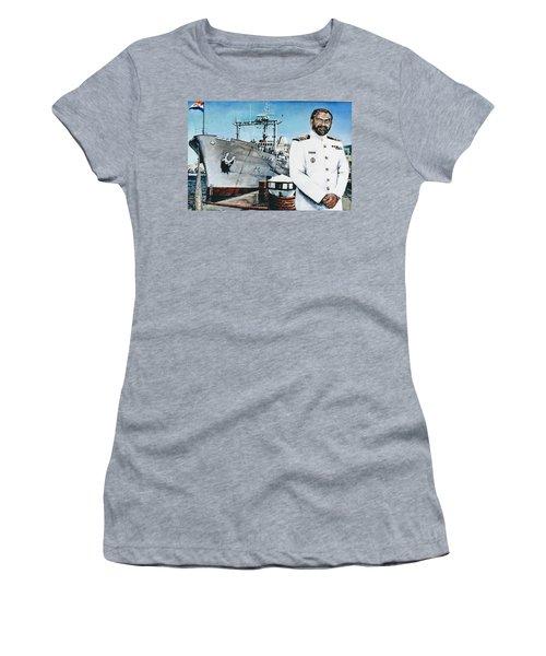 Capt Eric Green Women's T-Shirt