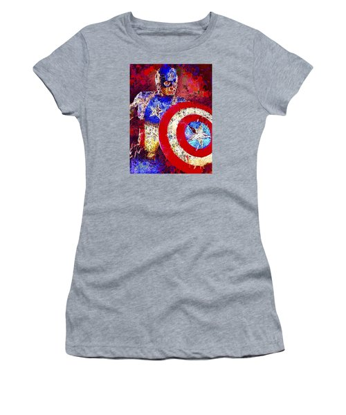 Captain America Women's T-Shirt
