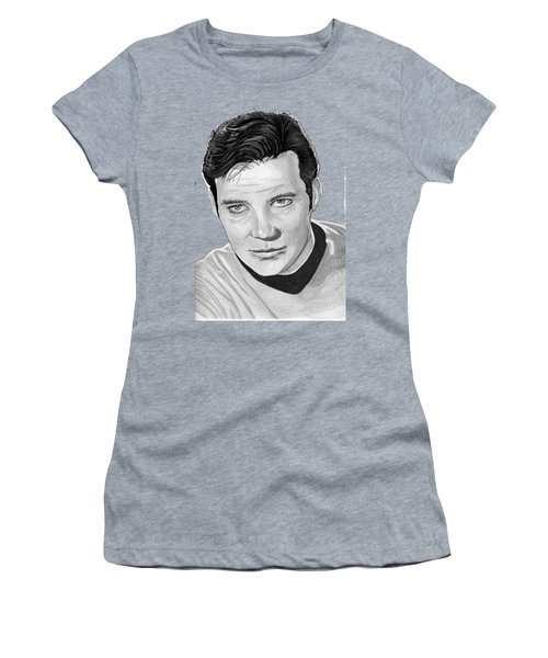 Captain Kirk Women's T-Shirt