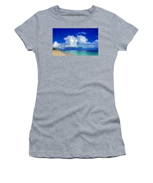 Caribbean Clouds Women's T-Shirt