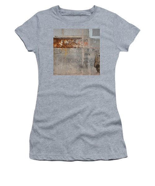 Carlton 16 Concrete Mortar And Rust Women's T-Shirt
