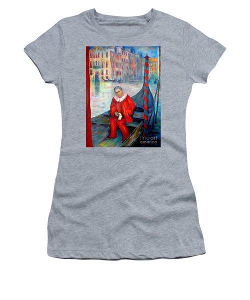 Carnaval In Venice Women's T-Shirt
