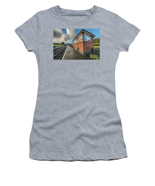 Carrog Signal Box Women's T-Shirt