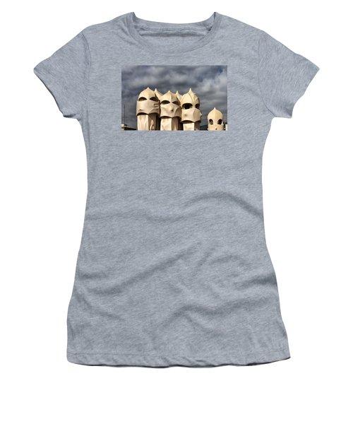 Casa Mila Masks Women's T-Shirt