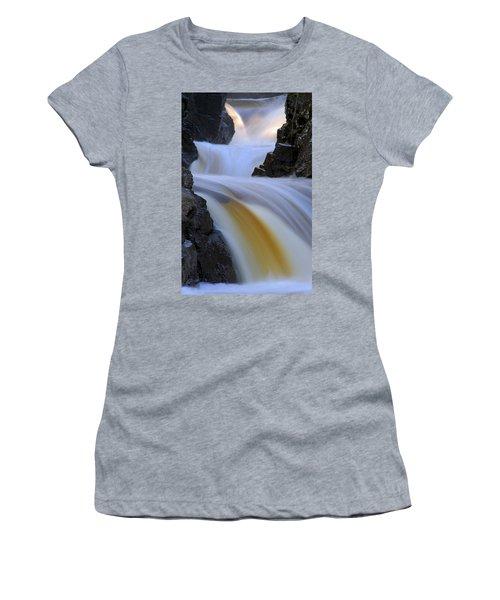 Cascade At Dawn Women's T-Shirt