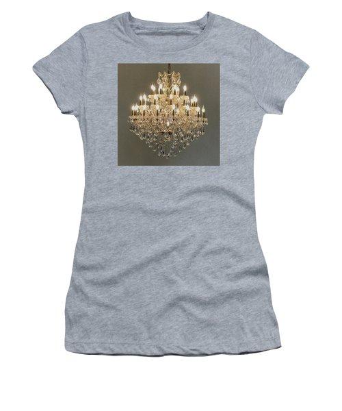 Castle Dining Room Women's T-Shirt
