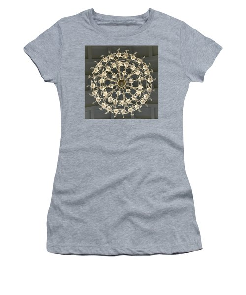 Castle Front Hall 02 Women's T-Shirt