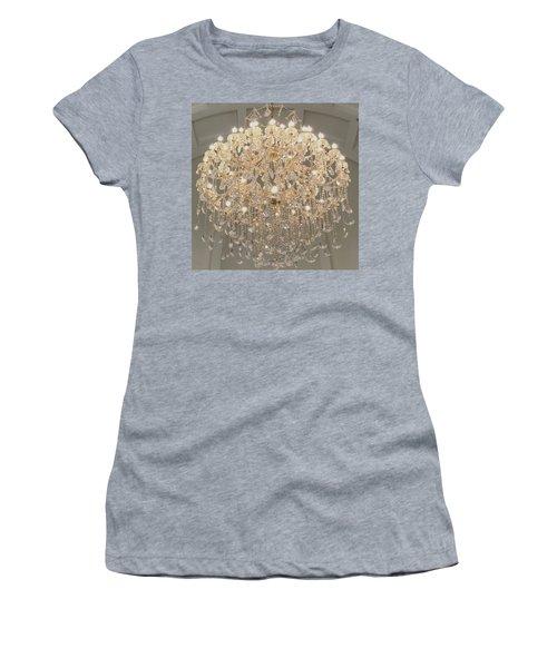 Castle Front Hall 01 Women's T-Shirt
