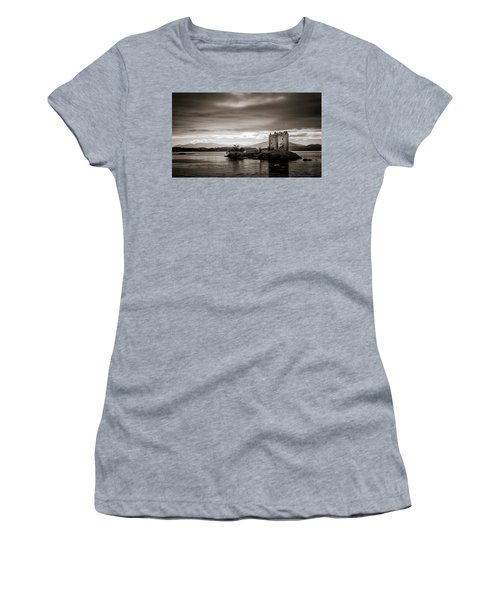 Castle Stalker 1 Women's T-Shirt (Junior Cut) by Niels Nielsen