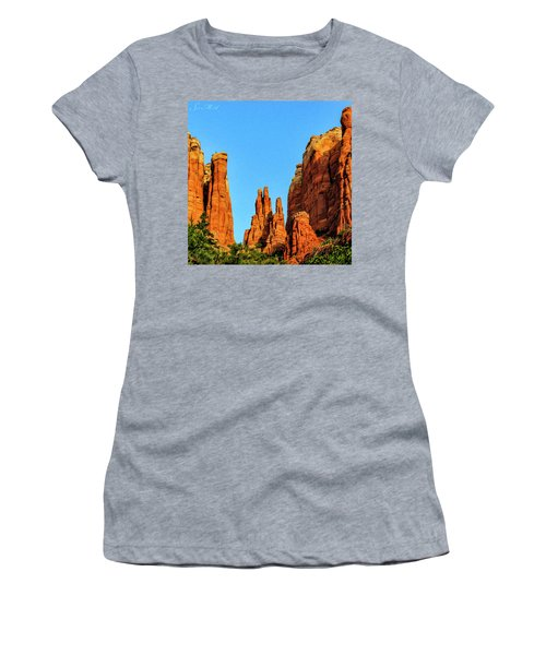 Cathedral Rock 05-106 Women's T-Shirt