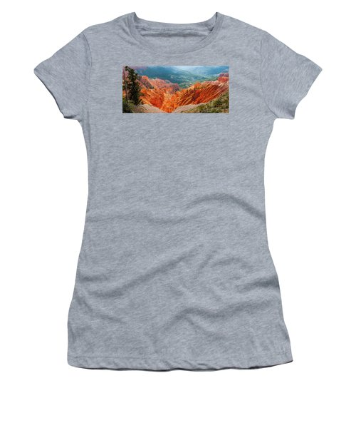 Cedar Breaks Amphitheater Women's T-Shirt