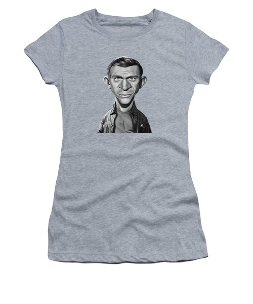 Celebrity Sunday - Steve Mcqueen Women's T-Shirt (Athletic Fit)